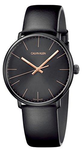 Calvin Klein HIGHNO K8M214CB Montre-Bracelet pour hommes