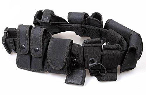 Generic Sicherheit Tactical Gürtel Patrol (System &Polizei Gefängnis, 9 Fächer, Kit<1&1709*1> (System Belt Patrol)