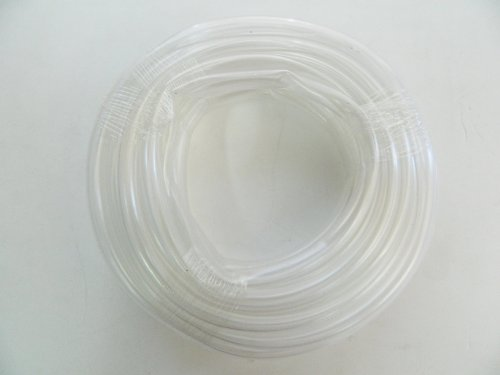 Tuyau PVC Souple Transparent 30m Tube Watercooling diam. 10 mm