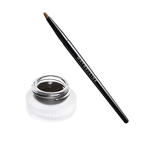 Maybelline New York Lasting Drama Gel Liner Eyeliner Professionale, Black