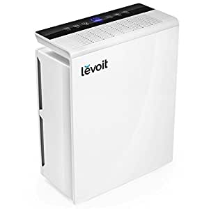 air purifier for mold levoit air purifier with true hepa amp active carbon filters 29402