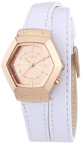 Just Watches - Orologio da polso, analogico al quarzo, pelle, Donna