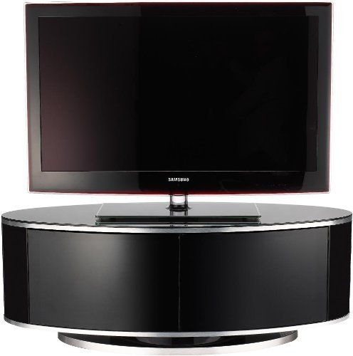 "MDA Designs Luna Beam Thru Remote Friendly 26""-52"" LED/LCD/Plasma Luxury TV Cabinet Stand"