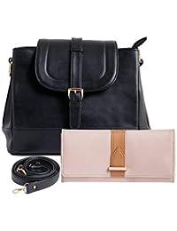 Women Marks Women's Handbag (Black) combo