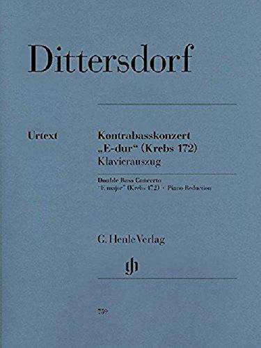 Concerto Contrebasse Mi Majeur --- (Kreb...