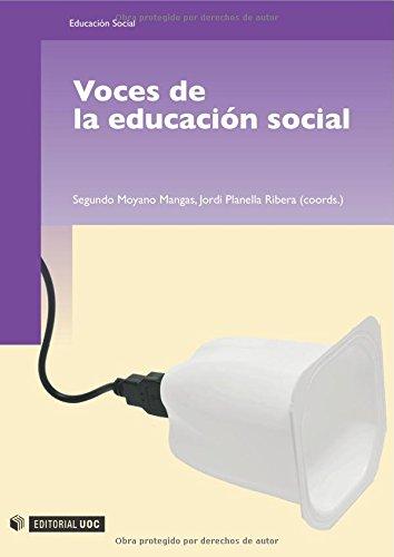 Voces de la educación social (Manuales)