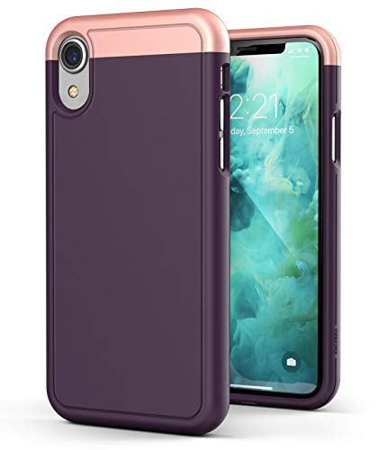 6dff200ee24 Encased Gold Case for iPhone XR Phone, Slim Protective Grip Cover  (Slimshield Series)