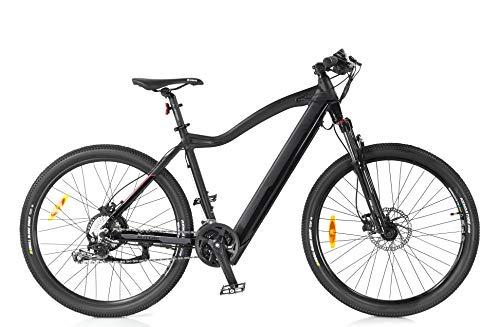 Allegro Invisible E-Bike Mountainbike Herren 27,5 Zoll, E-MTB, Elektro Mountenbike E-Bike, Schwarz Allegro-display