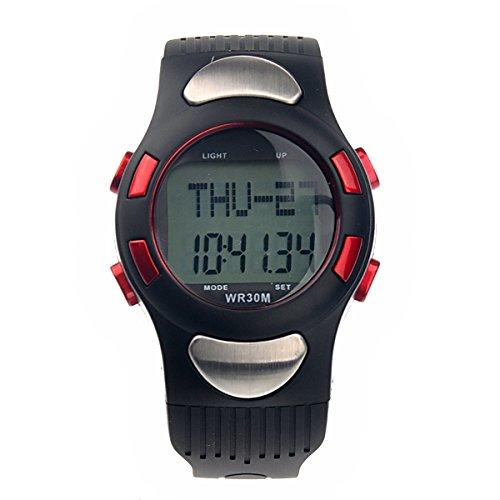 PIXNOR 1005 Reloj Digital Contador de Calorias