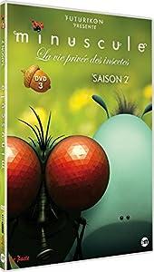 """Afficher """"Minuscule : La vie privée des insectes - Saison 2 - Vol 3"""""""