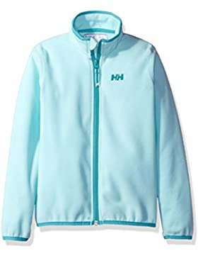 Helly Hansen Day Breaker Fleece–Kid de chaqueta, Unisex, Blue Tint