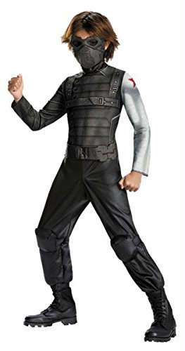 Winter Erwachsene Kostüme Soldier (Winter Soldier Classic 4-6x)