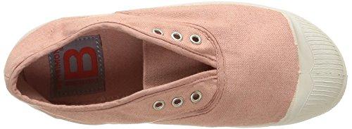 Bensimon Tennis Elly, Unisex-Kinder Sneakers Pink (rose Ballerine 442)