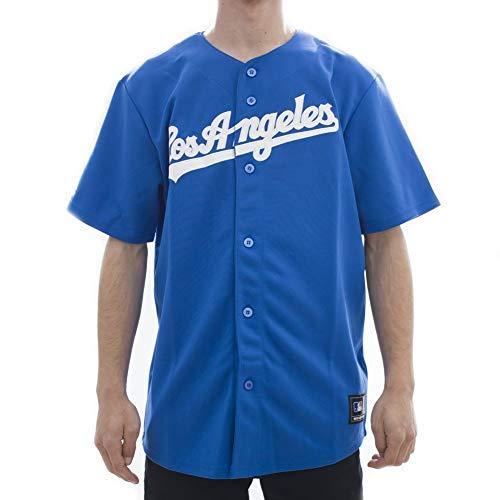 Majestic Hemd: MLB Replica Jersey LA Dodgers BL L -