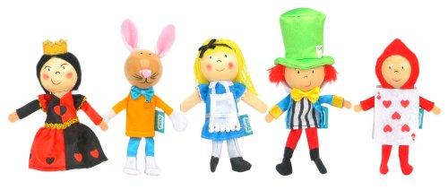 Fiesta - Marioneta de dedos (Fiesta Crafts T-2726) (importado)