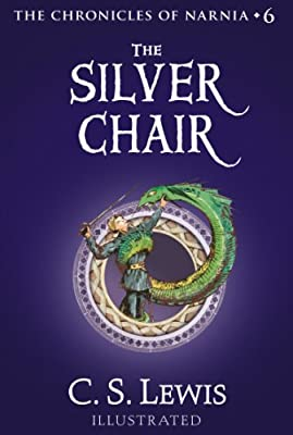 The Silver Chair (The Chronicles of Narnia, Book 6) - cheap UK light store.