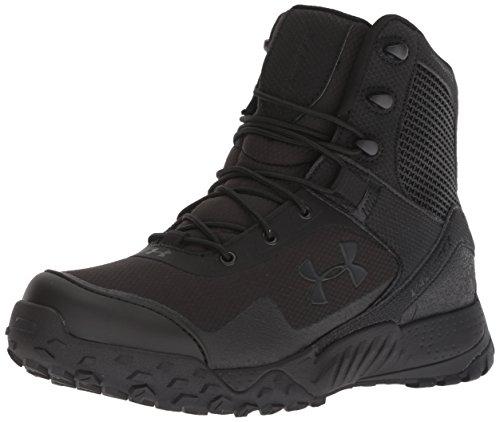 Under Armour Valsetz Rts 1.5, Zapatillas de Senderismo para Mujer, Negro Black 001, 39 EU