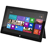 Microsoft Surface Windows RT Tablet 32 GB (ohne Touch-Cover) schwarz