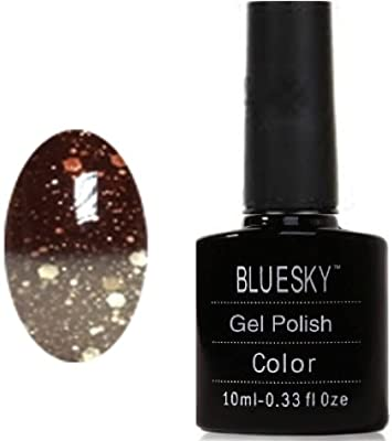 Bluesky UV LED Gel Soak Off Nail Polish, Chameleon