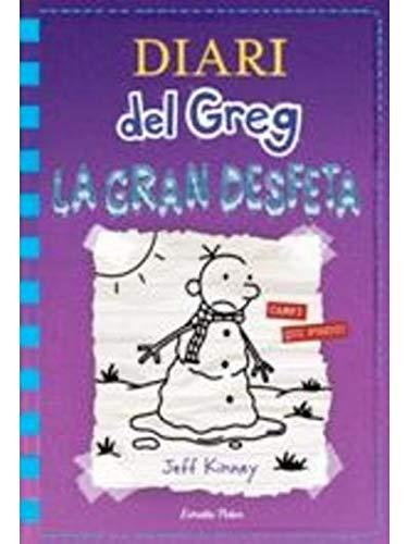 Diari del Greg 13. La gran desfeta por Jeff Kinney