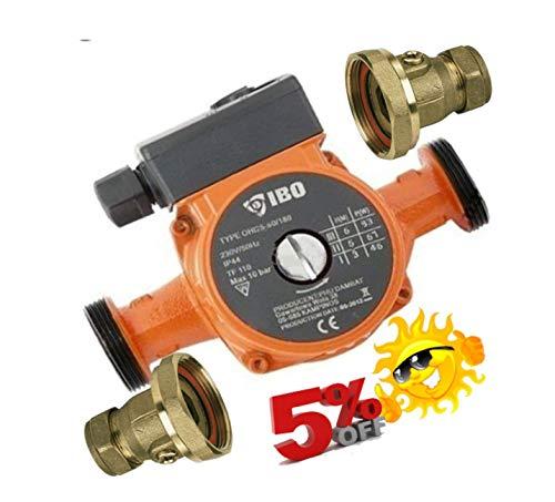 Zentralheizung Thermostat Pumpe für Hot Wasser Heizung System Ventile. 28mm -