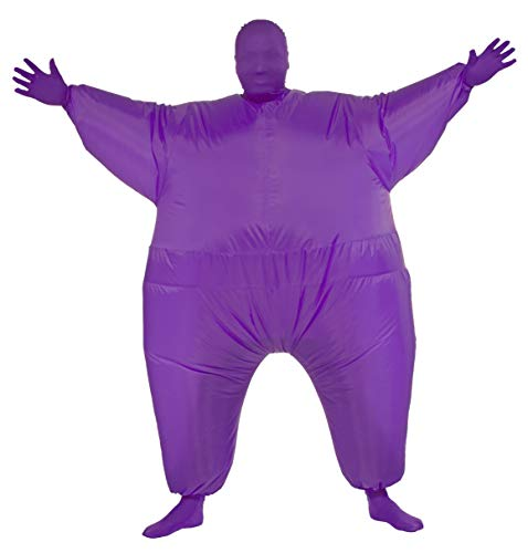 Purple Infl8s Fat Suit