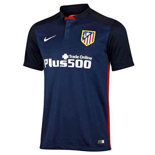 Spieleredition Atlético de Madrid 2015/2016 – Offizielle Trikot Nike XL blau