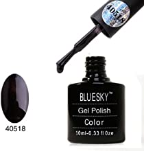 Bluesky uñas de gel UV/LED Número 80515, Blackpool 10 ml