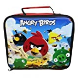 Kinder Angry Birds Lunchbox, Brotdose/Tasche