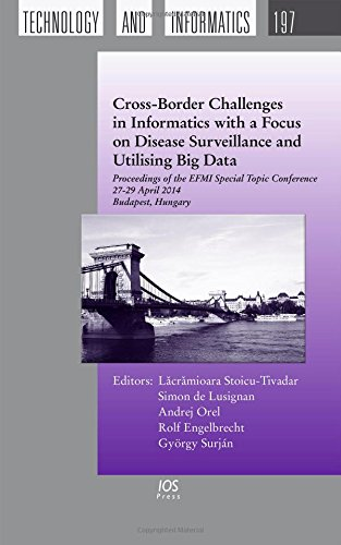 Cross-Border Challenges in Informatics with a Focus on Disease Surveillance and Utilising Big Data: Proceedings of the Efmi Special Topic Conference, ... in Health Technology and Informatics)