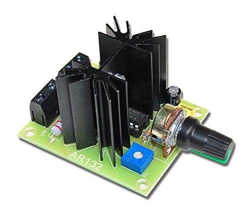 ArliKits AR132M Leistungsregler Temperaturregler Drehzahlregler Motor Speed Controler Modul, 4000 W, 230 V 230v Motor