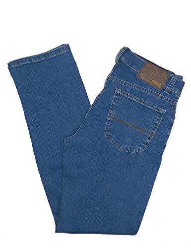 Pioneer Stretch Jeans Art. 9733.05.1144 Ron Mittelblau/Stone Used Basic LINE, Weite/Länge:33W / 32L