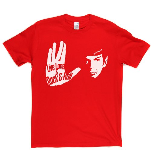 Frank Zappa Rock American Music Tee T-shirt Rot