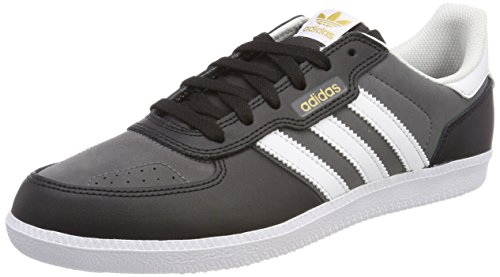 Adidas Leonero Sneaker Uomo Nero core Black footwear White grey Five
