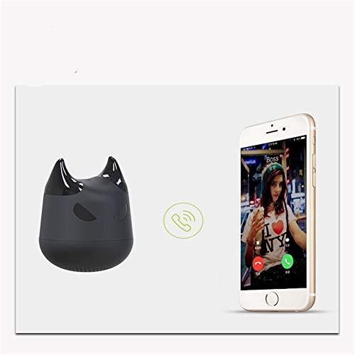 HPTCLYYX Little Devil Mini Altavoz Bluetooth Inalámbrico Portátil Pequeño Teléfono de Sonido...