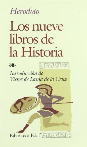 Descargar Libro Nueve Libros De Historia, Los (Biblioteca Edaf) de Heródoto