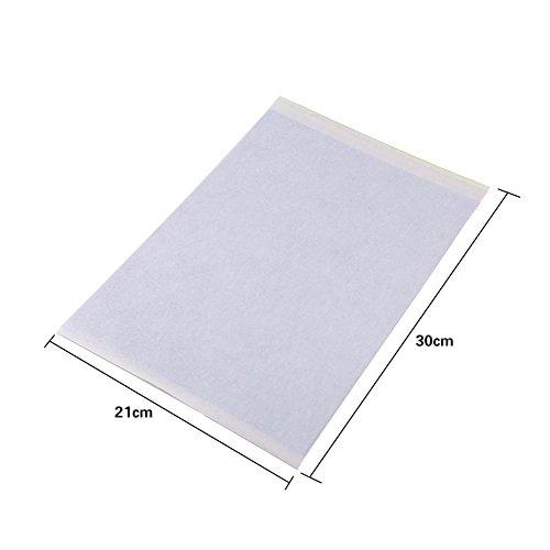 Tattoo Papier A4 Größe Zubehör Master Thermische Schablone Transfer Carbon Tracing Kopierer(100 Blätter)