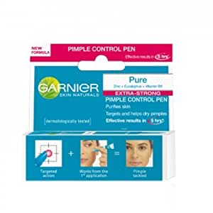 Garnier Skin Naturals Pimple Control Pen (Pack of 2)