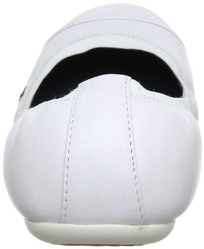 Tommy Hilfiger DAHLIA 5A FG56815385 Mädchen Ballerinas Weiß (White 100)
