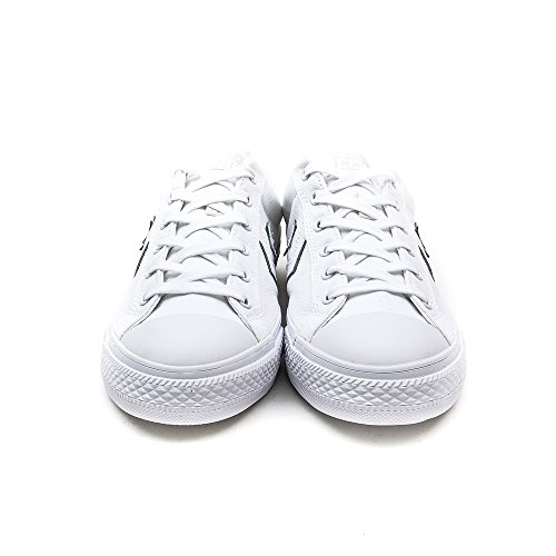 Chuck Taylor All Star Player Ox Weiß