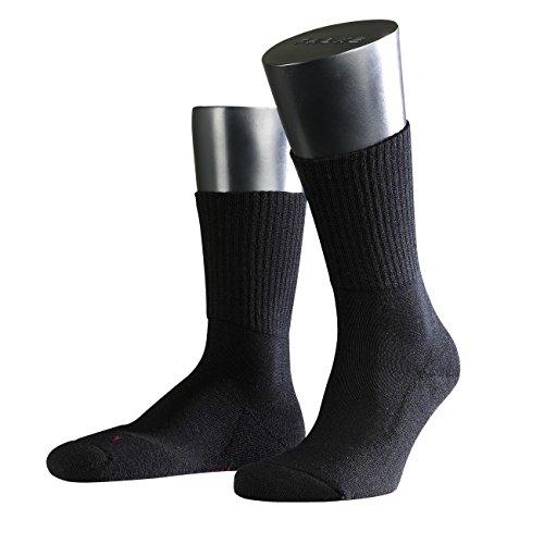 Preisvergleich Produktbild Falke Unisex Socken Walkie Light 2er Pack, Größe:46/48;Farbe:black
