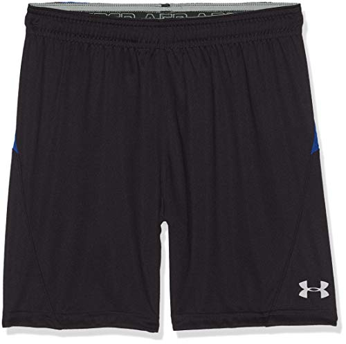 Under Armour Jungen Y Challenger II Knit Kurze Hose, Black, M