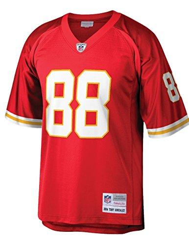 Gonzalez Jersey (Tony Gonzalez Kansas City Chiefs NFL Mitchell & Ness Throwback Premier Jersey)
