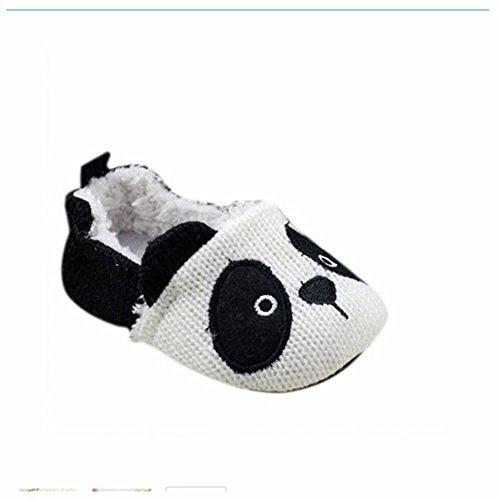 GOOTRADES Cartoon Panda Baby Jungen Mädchen Kinder Antibeleg Beiläufige Schuhe, 3 Größe S