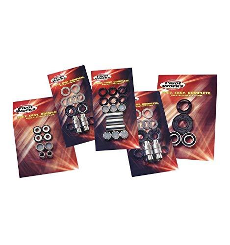 Kit reparaton de bras oscillant husqvarna tc/tc250 08-09... - Pivot works 773206