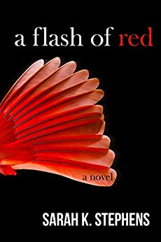 A Flash of Red by [Stephens, Sarah K.]