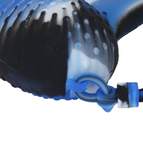 Preisvergleich Produktbild Gazechimp Silikon Anti Rutsch Ersatzgehäuse Für Sony Playstation 4 PS4 Controller - Blau Camo