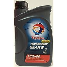 Total - Aceite de transmission gear 8 75w-80 1 litro