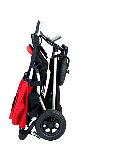 Mountain Buggy Evolution Duet Flint inkl. Regenschutz - 5