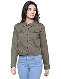 MansiCollections Cotton Summer Jacket for Women